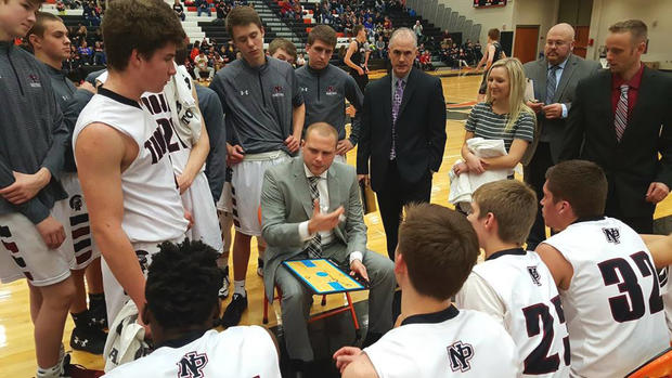 #7: Coach Bryce Tesdahl, Head Boy's Basketball Coach, New Prague High School, MN