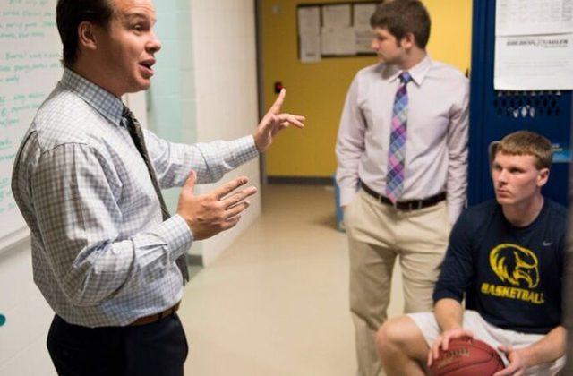 #10: Coach Evan Lavery, Head Men's Basketball Coach, Rock Valley College 1